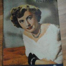 Cine: REVISTA PRIMER PLANO, MADRID 25 MARZO 1950, AÑO XI Nº 493, BARBARA STANWYCK, SARITA MONTIEL. Lote 46704990