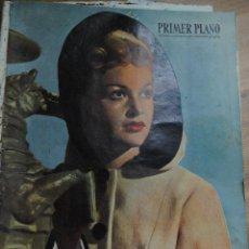 Cine: REVISTA PRIMER PLANO, MADRID 27 MARZO 1949 AÑO X Nº 441, MOIRA LISTER, GARY COOPER. Lote 46705090