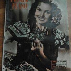 Cine: REVISTA PRIMER PLANO, MADRID 30 NOVIEMBRE 1952 AÑO XII Nº633 CARMEN SEVILLA, IDA LUPINO, VIC RUEDA. Lote 52801225