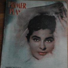 Cine: REVISTA PRIMER PLANO, MADRID 6 FEBRERO 1955 AÑO XV Nº 747 VIRGINIA DE MATOS, FRANCISCO RABAL, GOMEZ . Lote 46705786