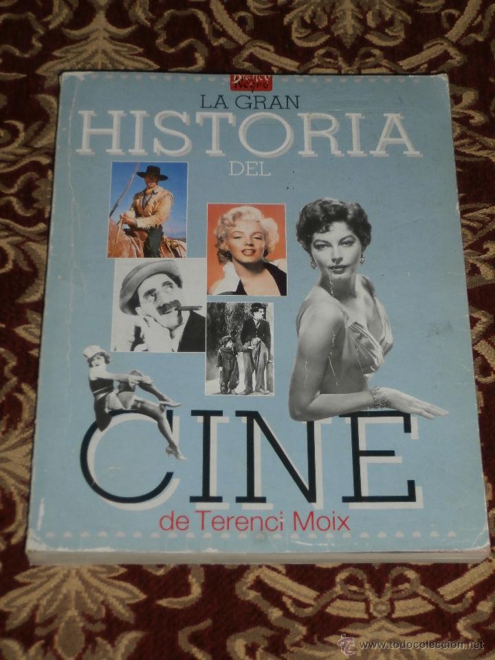 LA GRAN HISTORIA DEL CINE DE TERENCI MOIX. FASCICULOS DE ABC. REVISTA BLANCO Y NEGRO. (Cine - Revistas - La Gran Historia del cine)