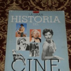 Cine: LA GRAN HISTORIA DEL CINE DE TERENCI MOIX. FASCICULOS DE ABC. REVISTA BLANCO Y NEGRO.. Lote 46708326