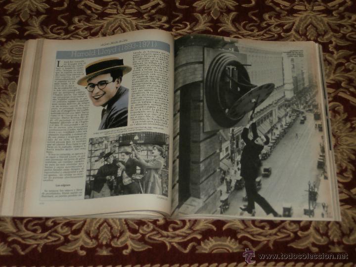 Cine: LA GRAN HISTORIA DEL CINE DE TERENCI MOIX. FASCICULOS DE ABC. REVISTA BLANCO Y NEGRO. - Foto 4 - 46708326