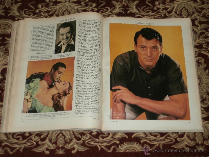 Cine: LA GRAN HISTORIA DEL CINE DE TERENCI MOIX. FASCICULOS DE ABC. REVISTA BLANCO Y NEGRO. - Foto 5 - 46708326