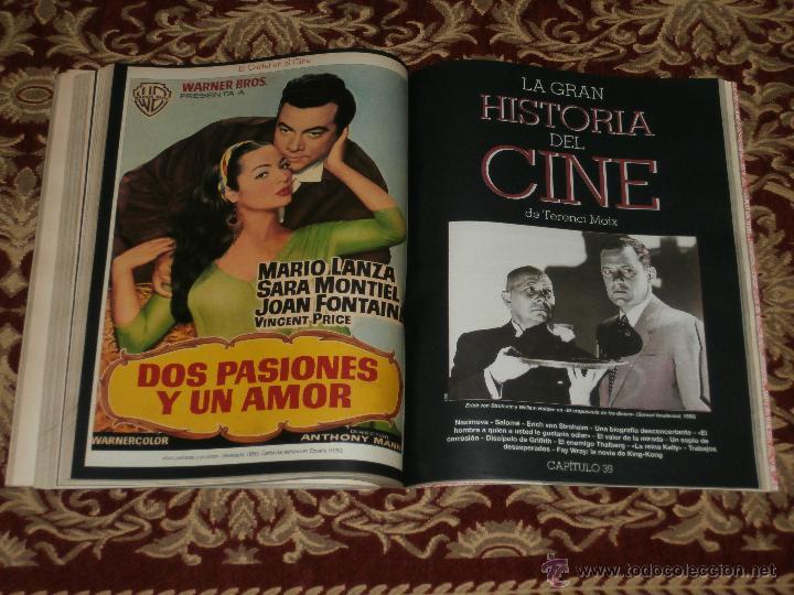 Cine: LA GRAN HISTORIA DEL CINE DE TERENCI MOIX. FASCICULOS DE ABC. REVISTA BLANCO Y NEGRO. - Foto 6 - 46708326