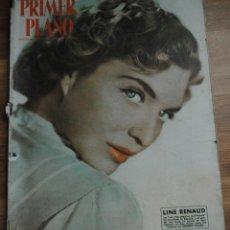 Cinéma: REVISTA PRIMER PLANO, MADRID 27 DICIEMBRE 1953 AÑO XIII Nº 689,LINE RENAUD, MERCEDES ALDEA, V.PARRA. Lote 46728859
