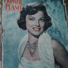 Cine: REVISTA PRIMER PLANO, MADRID 11 JULIO 1954 AÑO XIV Nº 717 GENE TIERNEY, GREGORY PECK, A.STEEL. Lote 46729042