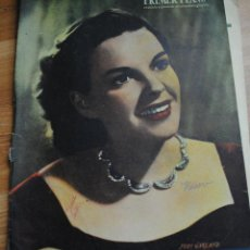 Cine: REVISTA PRIMER PLANO, MADRID 19 FEBRERO 1950 AÑO XI Nº 488 JUDY GARLAND, JOHN LUND,YVONNE DE CARLO. Lote 46729299