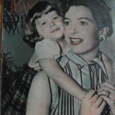 Cine: REVISTA PRIMER PLANO, MADRID 3 JUNIO 1951 AÑO XI Nº 555 DEBORAH KERR Y SU HIJA, MEL FERRER. Lote 46729316