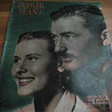 Cine: REVISTA PRIMER PLANO, MADRID 15 ABRIL 1951 AÑO XI Nº 548 GREGORY PECK, HELEN WESTCOTT. Lote 46732494