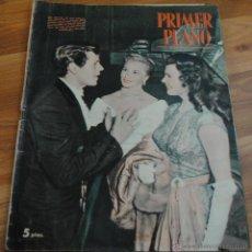 Cine: REVISTA PRIMER PLANO,MADRID 24 MAYO 1953 AÑO XIII Nº658 MAI ZETTERLLING,SIMONE SILVA,IVONNE DE CARLO. Lote 46732993
