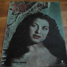 Cine: REVISTA PRIMER PLANO,MADRID 22 JULIO 1951 AÑO XI Nº 562 GRACIA IMPERIO, ANNABELLA, MARÍA MAGDALENA. Lote 58345089