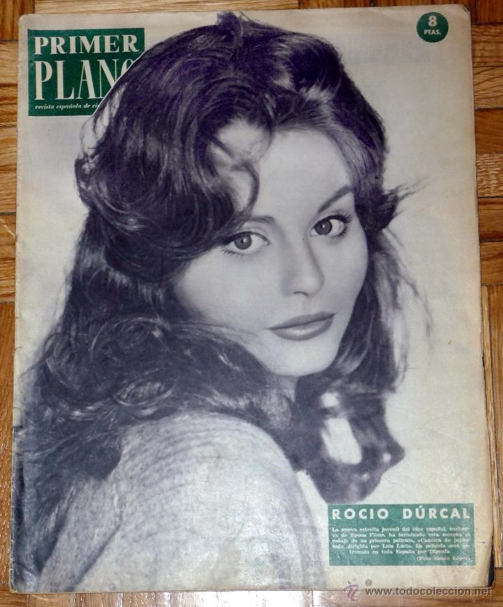 REVISTA PRIMER PLANO Nº 1113 9/2/1962 - ROCIO DURCAL (Cine - Revistas - Primer plano)
