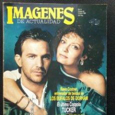 Cinema: IMÁGENES DE ACTUALIDAD Nº 64, OCTUBRE 1988. Lote 46872160
