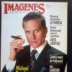Cinema: IMÁGENES DE ACTUALIDAD Nº 58, MARZO 1988. Lote 46872169