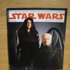 Cine: STAR WARS - SUPLEMENTO DE LA REVISTA CINEMANIA - . Lote 47378265