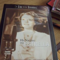 Cine: HA NACIDO UNA ESTRELLA-DVD. Lote 47411984