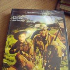 Cine: LAS NIEVES DEL KILIMANJARO -DVD. Lote 47412095