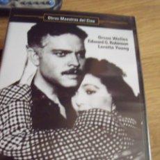 Cine: EL EXTRAÑO_DVD. Lote 47412207