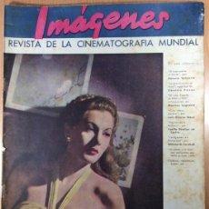 Cine: IMÁGENES - REVISTA DE CINE - NÚMERO 2 - MAYO 1945. Lote 47658350