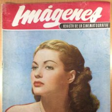 Cine: IMÁGENES - REVISTA DE CINE - NÚMERO 39 - SEPTIEMBRE 1948. Lote 47658414