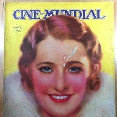 Cine: CINE MUNDIAL - REVISTA DE CINE - VOL. XVIII - NÚMERO 5 - MAYO 1933 - BARBARA STANWYCK. Lote 47659157