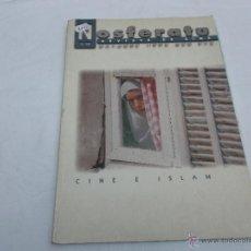 Cine: NOSFERATU Nº 19. CINE E ISLAM. OCTUBRE 1995. Lote 47762999