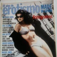 Cine: ESPECIAL FOTOGRAMAS 10 AÑOS DE EROTISMO MADE IN SPAIN. Lote 47833242
