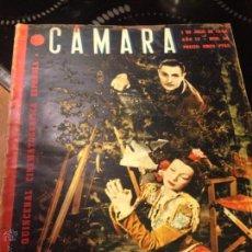 Cine: REVISTA CAMARA 1 DE JULIO 1944. Lote 47859154