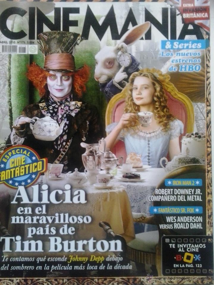 REVISTA CINEMANIA Nº 175 (Cine - Revistas - Cinemanía)