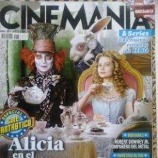 Cine: REVISTA CINEMANIA Nº 175. Lote 47862121
