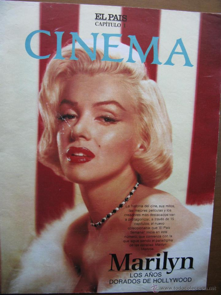 FASCICULOS DE LA COLECCION CINEMA DE EL PAIS. (10 DE LOS 15 QUE COMPONEN LA COLECCIÓN) (Cine - Revistas - Cinema)