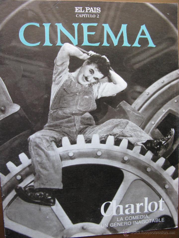 Cine: FASCICULOS DE LA COLECCION CINEMA DE EL PAIS. (10 de los 15 que componen la colección) - Foto 2 - 47877537