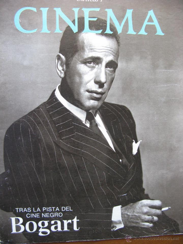 Cine: FASCICULOS DE LA COLECCION CINEMA DE EL PAIS. (10 de los 15 que componen la colección) - Foto 5 - 47877537