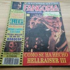 Cine: FANGORIA Nº 9 (REVISTA). Lote 47933597