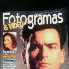 Cine: Nº1781 ENERO 1992.. Lote 48211143