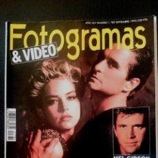 Cine: Nº1789 SEPTIEMBRE 1992. Lote 48211212