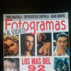 Cine: Nº1793 ENERO 1993.. Lote 48211248