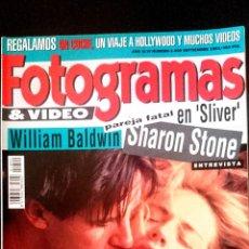 Cine: Nº1800 SEPTIEMBRE 1993. Lote 48211258