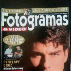 Cine: Nº1803 DICIEMBRE 1993. Lote 48211267