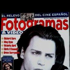 Cine: Nº1822 AGOSTO 1995. Lote 48211465