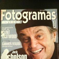 Cine: Nº1854 ABRIL 1998. Lote 48211959