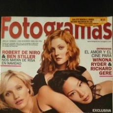Cine: Nº1886 DICIEMBRE 2000. Lote 48212593