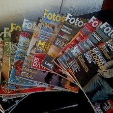 Cine: FOTOGRAMAS AÑO 2006 COMPLETO. Lote 48218059
