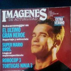 Cine: Nº117 JULIO AGOSTO 1993.. Lote 48222800