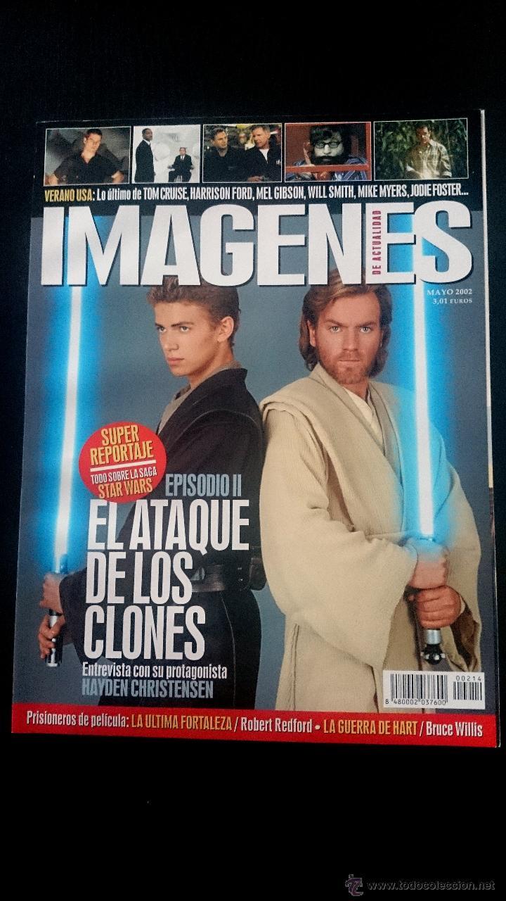 Nº214 MAYO 2002 (Cine - Revistas - Imágenes de la actualidad)