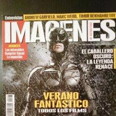 Cine: Nº326 JULIO AGOSTO 2012. Lote 48223479