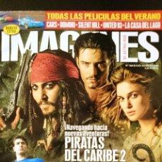 Cine: Nº260 JULIO AGOSTO 2006. Lote 48223569