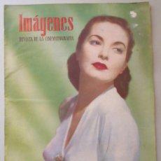 Cine: REVISTA IMÁGENES - CINEMATOGRAFÍA - AÑO III - NÚMERO 25 - MAYO 1947 - PATRICIA ROCK. Lote 48320385