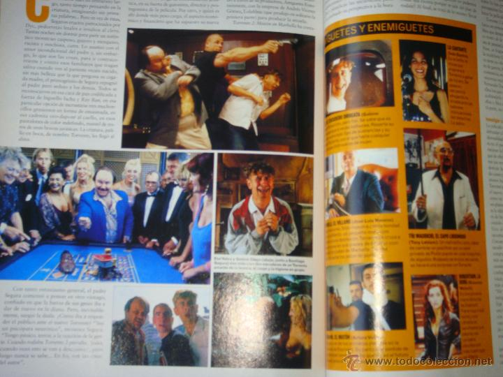 Cine: revista cinemaía nº 67, abril 2001, port. mel gibson - Foto 2 - 48588835